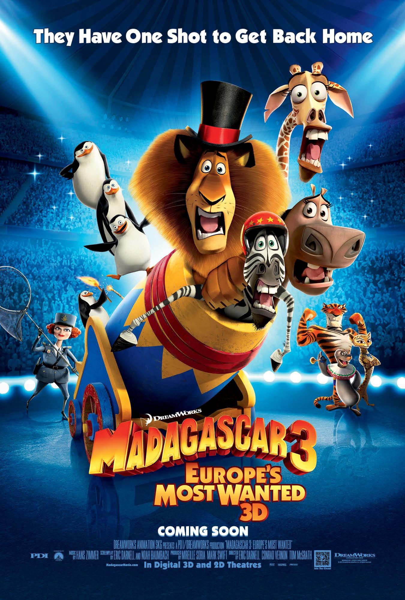 <b>Trailer: Madagascar ...</b>