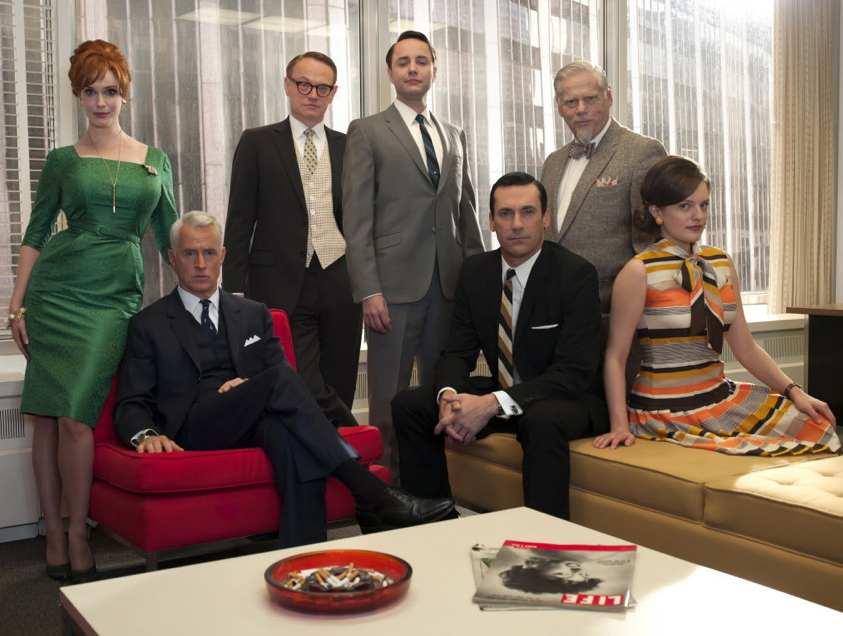 <b>Mad Men's Sultry Son...</b>