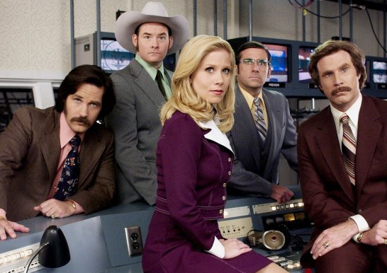 <b>Anchorman 2 Confirme...</b>
