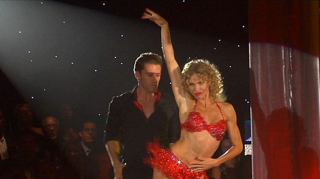 <b>Celebrity Dance Fact...</b>