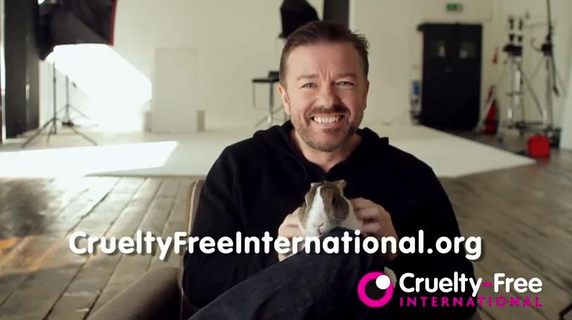 <b>Ricky Gervais Saves ...</b>