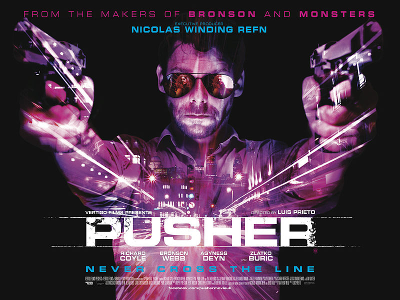<b>Trailer: Pusher...</b>