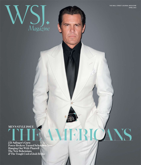 <b>Josh Brolin for WSJ ...</b>