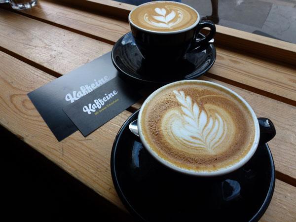 <b>Kaffeine Fix...</b>
