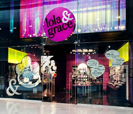 <b>Lola &amp; Grace at ...</b>