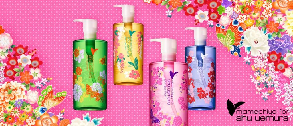 <b>Shu Uemura's Spring ...</b>