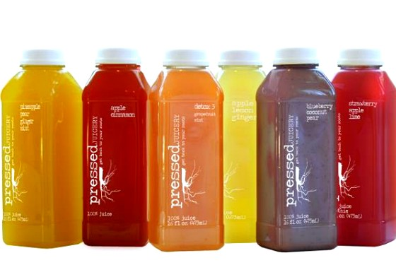 <b>Pressed Juicery...</b>