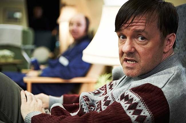 <b>Ricky Gervais' New C...</b>