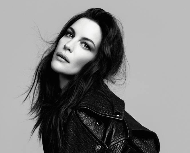 <b>Liv Tyler Covers INX...</b>
