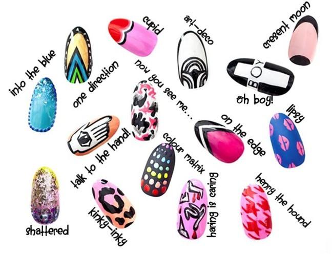 <b>Sophy Robson Nails I...</b>