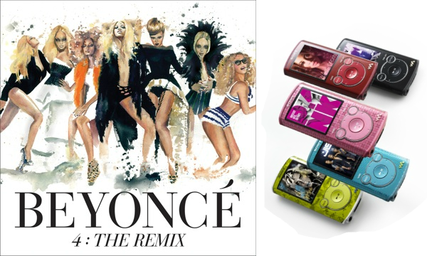 <b>WIN: Beyonce + Sony ...</b>