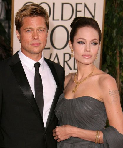 <b>Brad Pitt &amp; Ange...</b>
