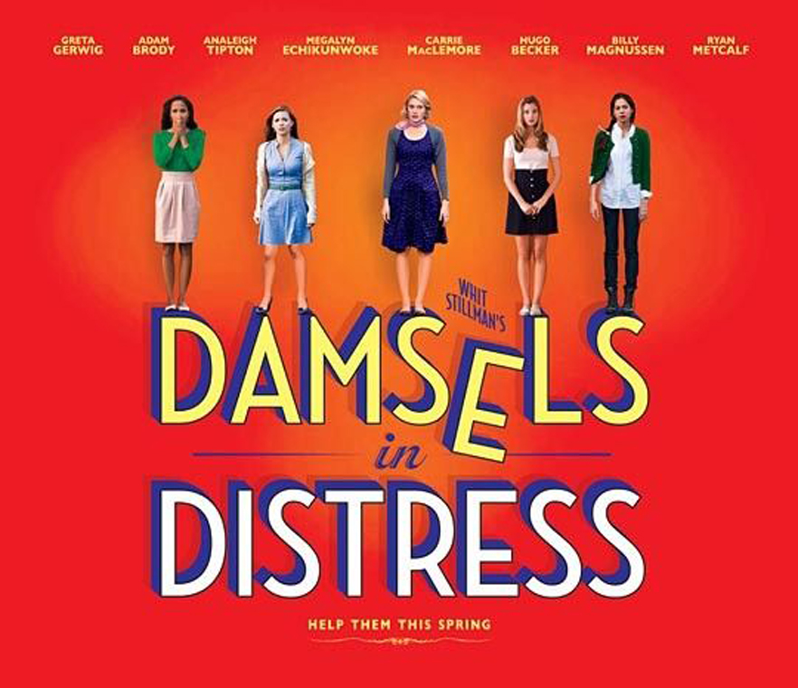 <b>Damsels in Distress...</b>