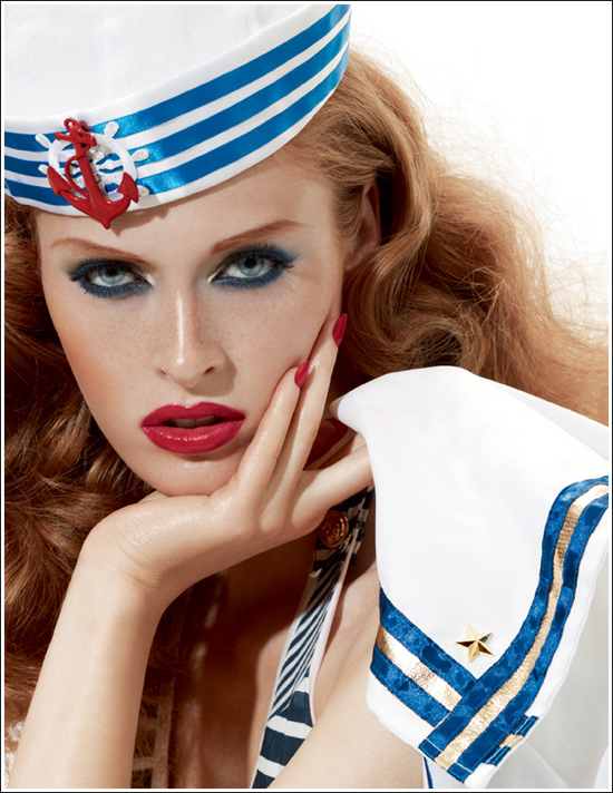 <b>Nautical But Nice...</b>