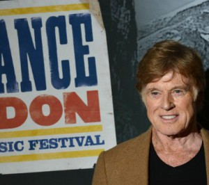 Robert Redford at Sundance London