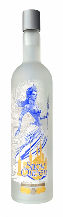 <b>Snow Queen Vodka...</b>