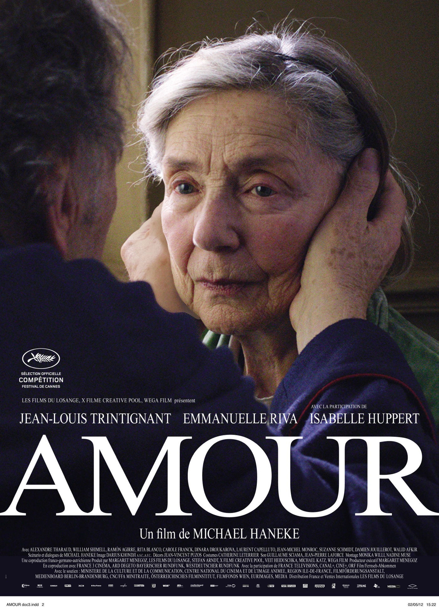 <b>Cannes Watch: Amour ...</b>