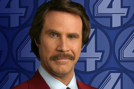 <b>Trailer: Anchorman T...</b>