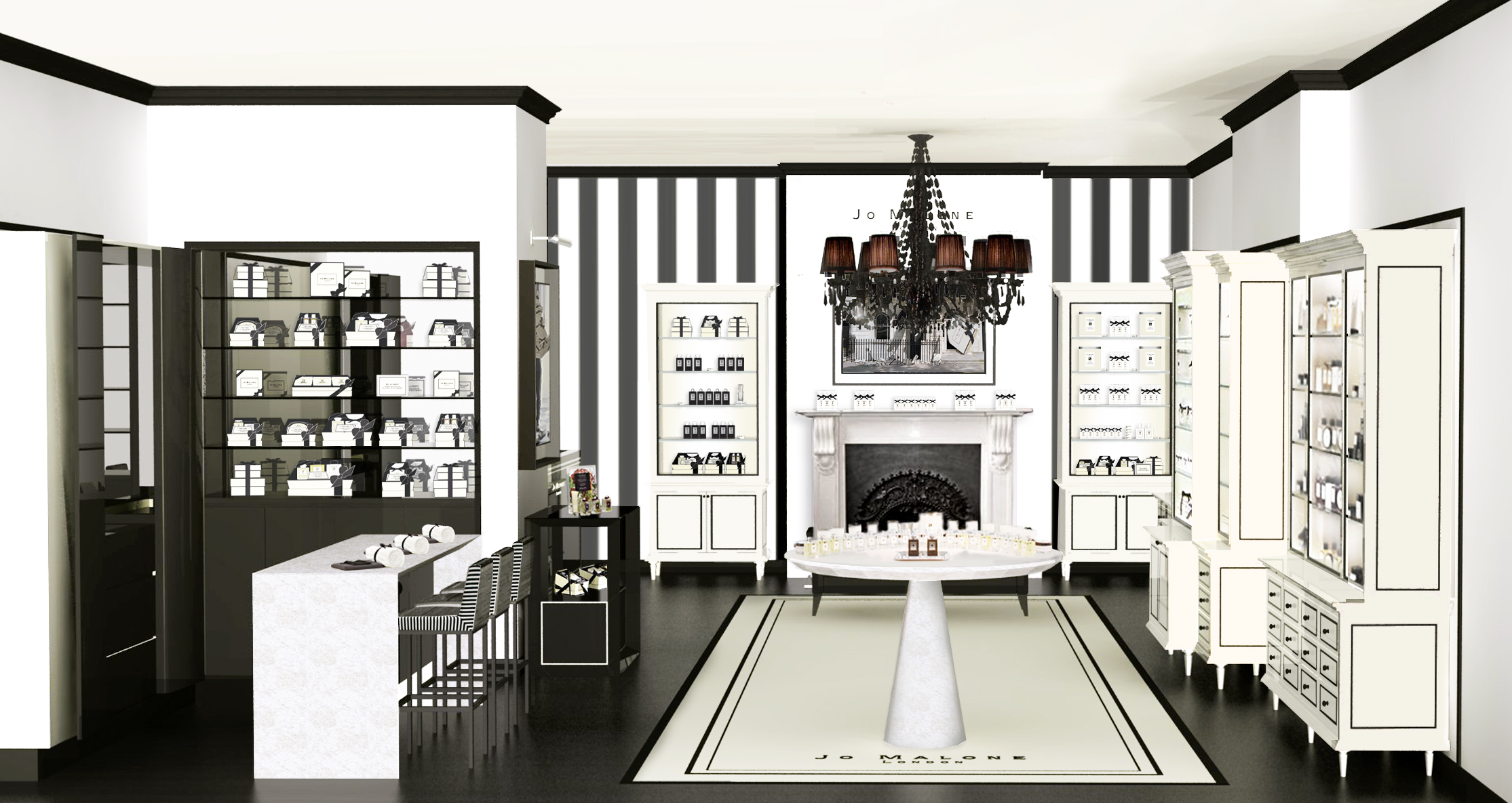 <b>Jo Malone's New Bout...</b>