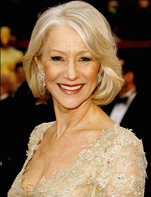 <b>If Helen Mirren was ...</b>