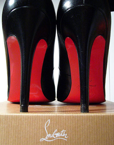 <b>Beauty By Louboutin...</b>
