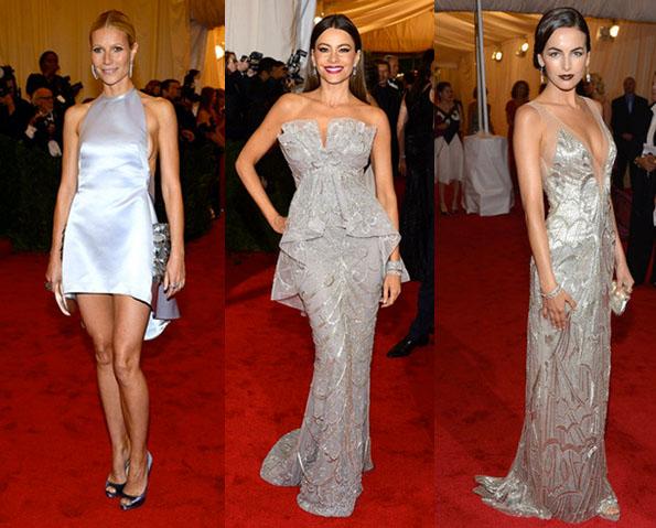 <b>The Met Gala 2012...</b>