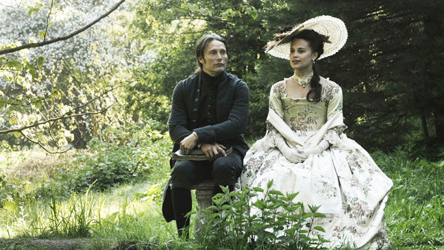 <b>A Royal Affair...</b>