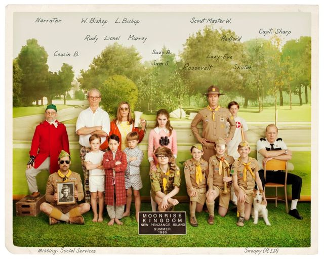 <b>Moonrise Kingdom Deb...</b>