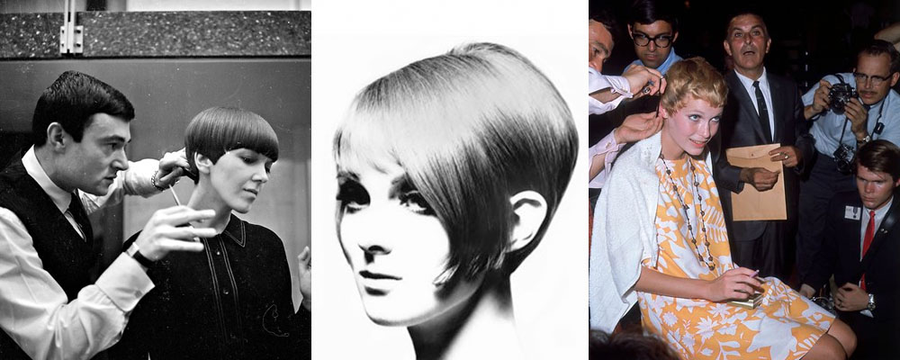 Vidal Sassoon The Hairdresser Famous For His Pioneering