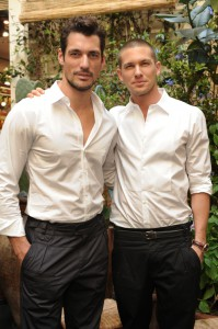 David Gandy & Adam Senn