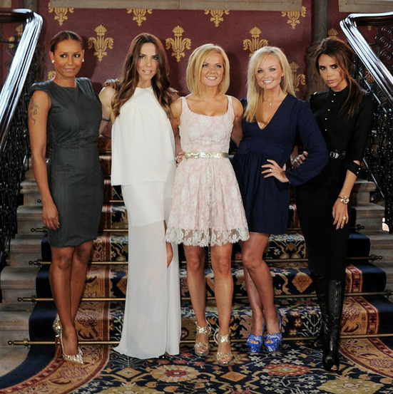 <b>The Spice Girls Reun...</b>