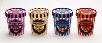 <b>Huckleberry's Ice Cr...</b>