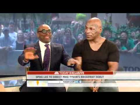 <b>Mike Tyson: No Holds...</b>