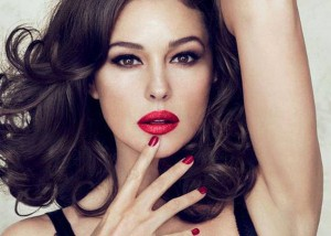 Monica Bellucci for Dolce & Gabbana Make Up
