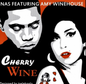 "Nas Featuring Amy Winehouse ""Cherry Wine"""