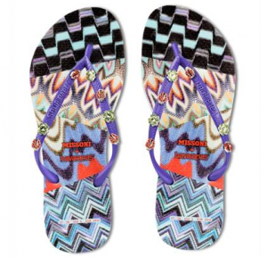 Missoni Loves Havaianas Summer 2012 Collection