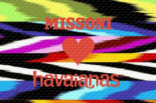 <b>Missoni Loves Havaia...</b>