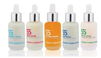 <b>S5 Organic Cosmeceut...</b>