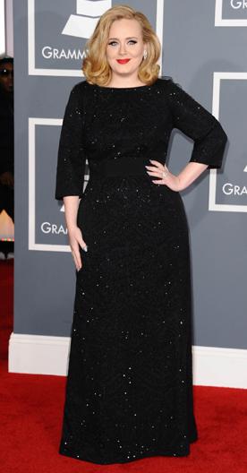 <b>Pregnant Adele is Du...</b>