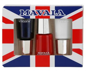 Mavala Ltd Edition Olympic Trio