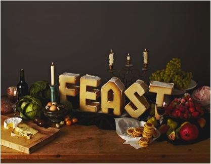 <b>Feast   ...</b>