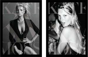 Kate: The Kate Moss Book Cover Images