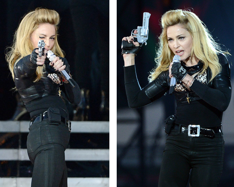 <b>Madonna's Insensitiv...</b>