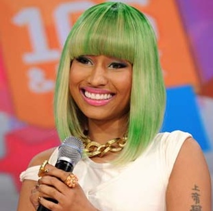 <b>Nicki Minaj's Wiggy-...</b>