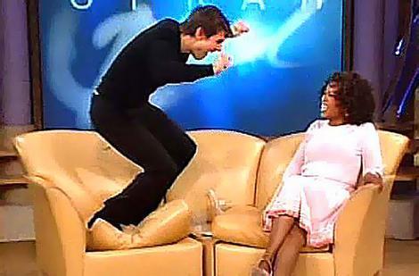 <b>Tom Cruise Declares ...</b>