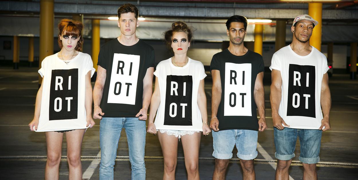 <b>We Predict A Riot...</b>