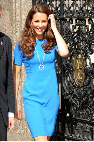 <b>Kate's Olympic Fashi...</b>
