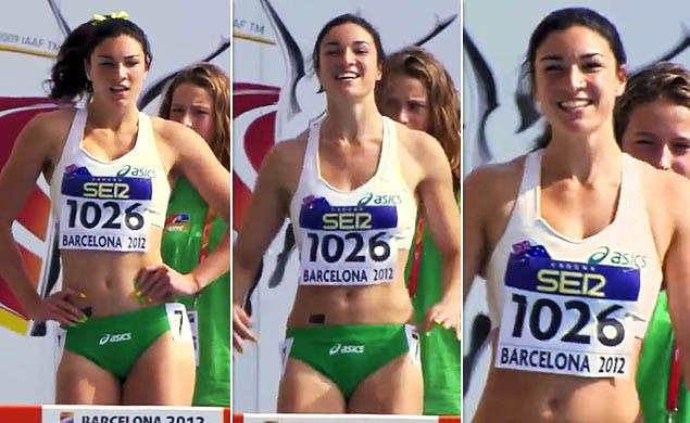 <b>Olympic Hurdler Mich...</b>