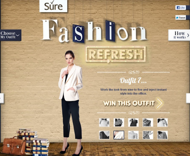 <b>Sure Fashion Refresh...</b>