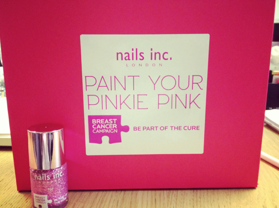 <b>Paint Your Pinkie Pi...</b>